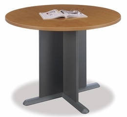 Round Conference Table - Bush Office Furniture - TB57442