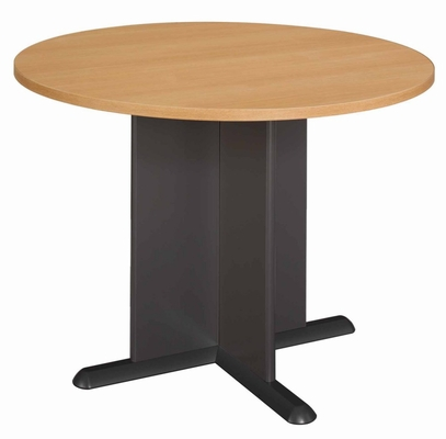 Round Conference Table - Bush Office Furniture - TB64342A