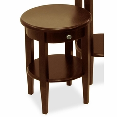 Round End Table - Winsome Trading - 94217
