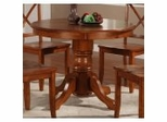 Round Pedestal Dining Table - 5179-30