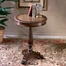Round Pedestal Table in Aged Patina - Butler Furniture - BT-0503070