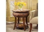 Round Side Table Mastercraft