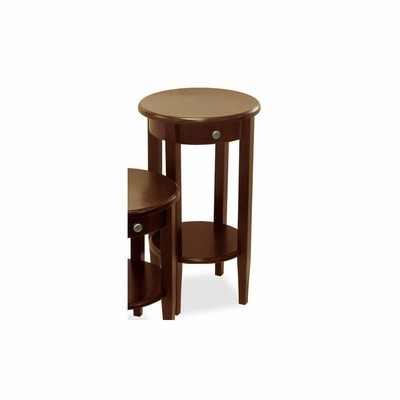 Round Side Table - Winsome Trading - 94220