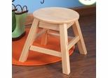 Round Stool in Natural - KidKraft Furniture - 15212