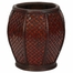Rounded Weave Decorative Planters (Set of 2) - Nearly Natural - 0513