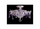 Rowley Semi Flush Mount - Dale Tiffany