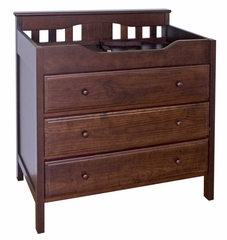 Roxanne 3-Drawer Changer - DaVinci Furniture - M5925