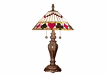 Royal Flush Table Lamp - Dale Tiffany