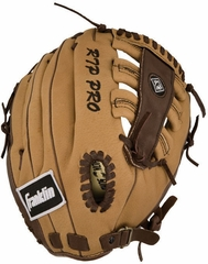"RTP Pro Series 13"" Baseball Glove Brown / Chocolate Brown - Franklin Sports"