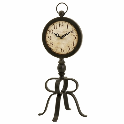 Ruben Table Clock - IMAX - 27619