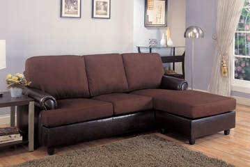Rupard Contemporary Sectional with Chaise - 500605