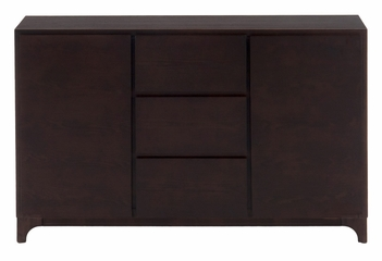Ryder Ash Contemporary 2-Door Server - 471-89