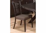 Ryder Ash Grid Back Dining Side Chair - Set of 2 - 471-234KD