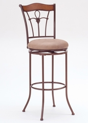 Ryland Swivel Bar Stool - Hillsdale Furniture - 4723-831