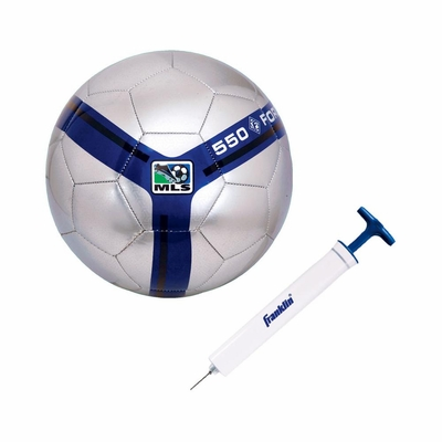 S4 MLS Premier Soccer Ball / Pump - Franklin Sports