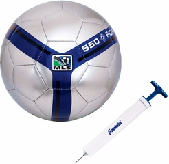 S5 MLS Premier Soccer Ball / Pump - Franklin Sports