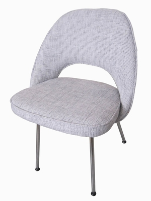 Saarinen Side Chair in Grey - DC-665-GREY