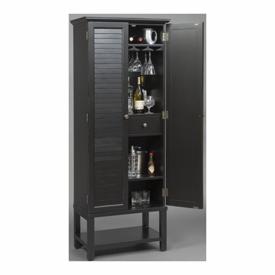 Sable Bar Cabinet - Pulaski