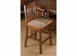 Saddle Brown Oak Mission Counter Height Stool - Set of 2 - 477-BS490KD