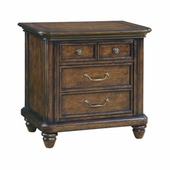 Saddle Ridge Nightstand - Pulaski