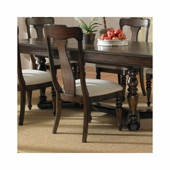 Saddle Ridge Side Chair - Pulaski