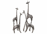 Safari Giraffe Herd (Set of 4) - IMAX - 60960-4