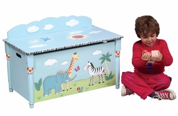 Safari Toy Box - Guidecraft - G83208