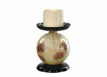 Salem Small Candle Holder - Dale Tiffany
