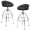 Samba Barstool Black (Set of 2) - LumiSource - BS-TW-SAMBA-BK2
