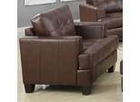 Samuel Chair in Dark Brown - 504073