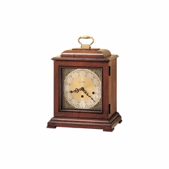 Samuel Watson Mantel Clock in Windsor Cherry - Howard Miller