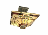 San Carlos Semi Flush Mount - Dale Tiffany