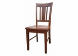 San Remo Splatback Chair (Set of 2) in Cottage Oak - C48-10P