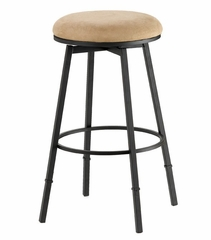 Sanders Adjustable Backless Bar Stool - Hillsdale Furniture - 4149-831