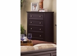 Sandy Beach 5 Drawer Chest - 201995