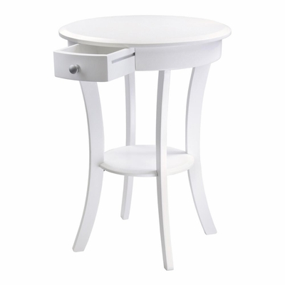Sasha Round Accent Table - Winsome Trading - 10727