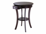 Sasha Round Accent Table - Winsome Trading - 40627