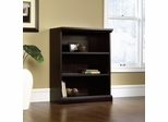 Sauder 3-Shelf Bookcase Estate Black