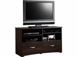"Sauder Beginnings 46"" TV Stand Cinnamon Cherry"