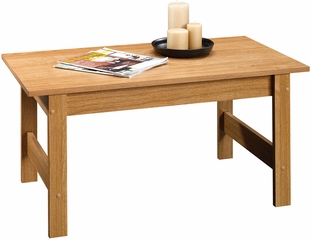 Sauder Beginnings Coffee Table Highland Oak