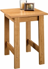 Sauder Beginnings End Table Highland Oak