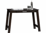 Sauder Beginnings Writing Table Cinnamon Cherry