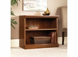 Sauder Camden County 2-Shelf Bookcase Planked Cherry