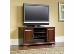 Sauder Carolina Estate Panel TV Stand Select Cherry