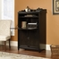 Sauder Edge Water Smartcenter Secretary Estate Black