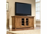 "Sauder French Mills 60"" Entertainment Credenza American Chestnut"