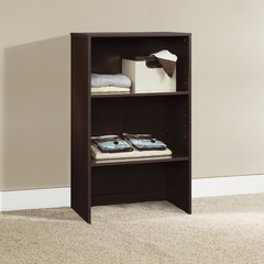 Sauder Hanover Closets Base Unit Jamocha Wood
