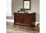 Sauder Palladia SmartCenter Technology Cabinet Select Cherry