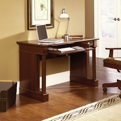 Sauder Palladia Writing Desk Select Cherry