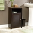 Sauder Peppercorn Floor Cabinet Cinnamon Cherry